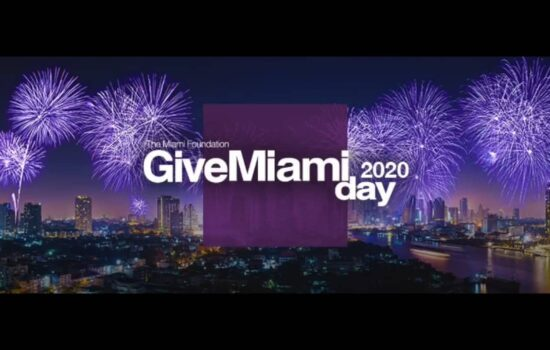 #GiveMiamiDay – TODAY
