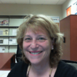 a picture of the librarian sharon